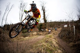 Heckler's Corner at the Onza Tires Mini Downhill