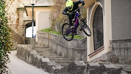 Fabio Wibmer, Urban Freeride in Salzburg - Video