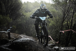 The Tasmanian Devil: EWS Round 2 Full Race Highlights - Video