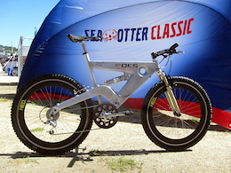 The Beginning of Modern DH? 1994 Foes LTS Prototype - Sea Otter 2017