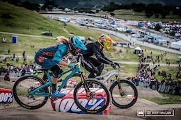 Big Berms and Flat Turns: Sea Otter 2017 Dual Slalom - Photo Recap