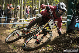 Big Wheelin' - Lourdes DH World Cup 2017 - Qualifying Photo Epic
