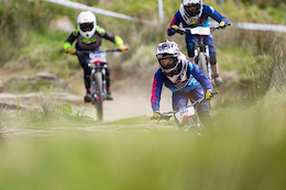 Rocks and Roost, British 4X Round 3 at Afan - Video