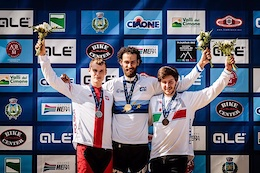 European Downhill Championships, Sestola (ITA) – Results