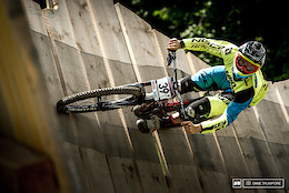 Finals Results - Leogang DH World Cup 2017