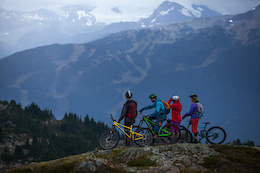 Must Rides in Whistler - A High Alpine Newcomer and Valley Gems