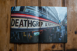 Deathgrip Book - Available Now