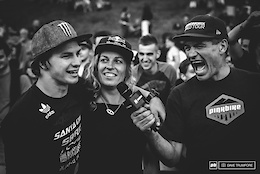 Just the Tip: Speed, Style and the Pump Track - Crankworx Les Gets 2017