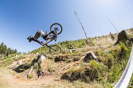 HSBC UK National Downhill Series, Round 3 Rhyd-Y-Felin – Saturday Practice