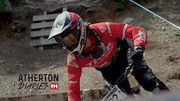 Atherton Diaries Episode 6: Dan Gets Rad, Kade's First World Cup Podium, Gee and Rachel Rehab