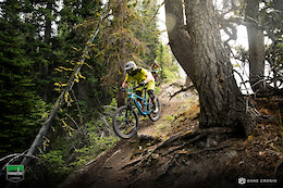 Trans BC Enduro: Day Three, Golden - Day of Steeps