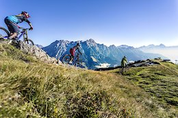 Mountain Bike Adventures in Saalfelden, Leogang