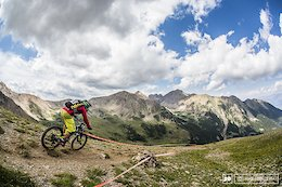 2017 French Enduro Series Round 5, Les Orres - Day One