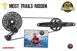 Tomorrow is the Last Day to Win the Trailforks Trail Challenge Whistler