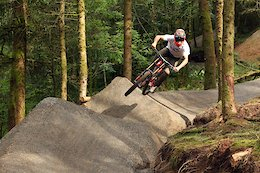 Revolution Bike Park: The New Revit Jump Line - Video