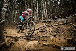 Canadian Open DH: Full Video Highlights - Crankworx Whistler 2017