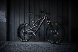 Behind Hope's New HB.160 Bike