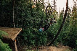 Brett Rheeder at Home on the DH Bike - C3 Project Summer Series