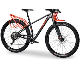 Trek 1120 Adventure Bike Has Dedicated Racks