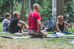 Abi's Lessons From Crankworx - Stretching