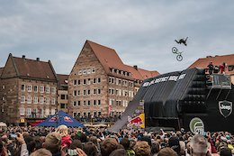 Qualifications and Best Trick Photo Epic - Red Bull District Ride 2017