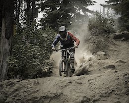 Dusty Day at Sun Peaks, RAW - Video
