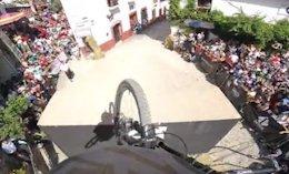 POV: Rémy Métailler's Winning Run - Taxco Urban Downhill