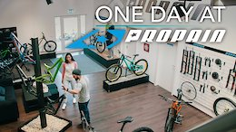 Behind the Scenes: One Day at Propain - Video