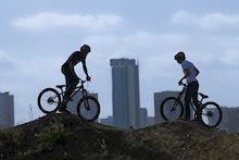 Birmingham Wheels bike park Jam!