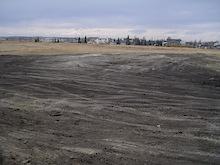 Sundance Dirt Jumps Destroyed-Calgary