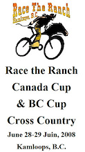 Race the Ranch XC this weekend! -Kamloops BC