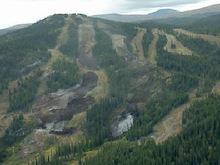 Mt. Sima Slamfest, Whitehorse, Yukon