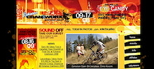 Sam Hill takes 1st in the Canadian Open DH at Kokanee Crankworx 2008