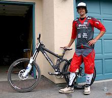 Ben Reid - Bike Check