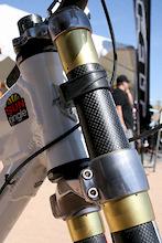 Interbike - 2009 Manitou Dorado In Depth And On Film