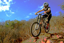 San Diego young guns build trails and shred them!