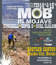 4th Annual Mob in Mojave