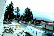 64 Hours of Snow and Rain Pelt Pinkbike.com