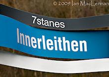 Alpine Bikes Winter Series - Innerleithen