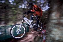 Northern Downhill Round 1 Kidland Forest - England