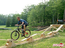 INFERNO X-ZONES  at MONT-SAINTE-ANNE
