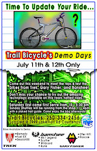 Demo Days - Courtenay BC