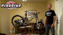 Fabien Barel - Bike Check