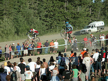 2001 Joyride Bikercross, July 3, 2001(Whistler, BC)