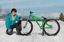 Scott Alleyn - Bike Check