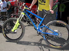 Dobermann Bikes - Sea Otter 2010
