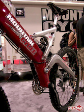 Mountain Cycle at Interbike 2002