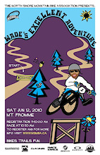 Wade's Excellent Adventure - June 12th, North Vancouver