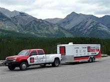 """Calgary Cycle Downhill """"B"""" Team"""