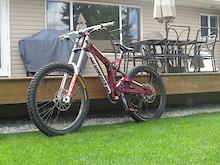 2010 Corsair Crown Bike Check